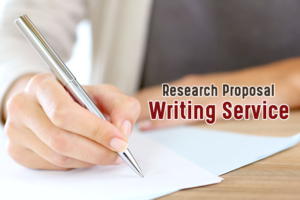 Research Proposal Writers